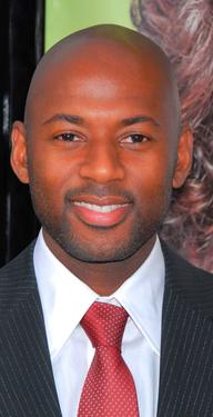 Romany Malco at the premiere of &quot;Knocked Up.&quot;